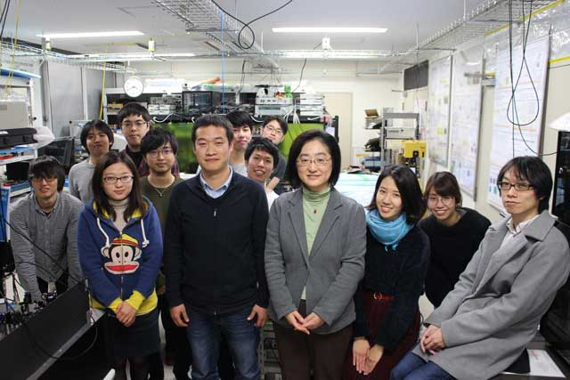 2018/12/03 Visit of Dr. Chen Jie
