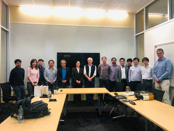 2019/5/10 Fejer's Group in Stanford university